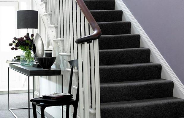 Tapisser un escalier