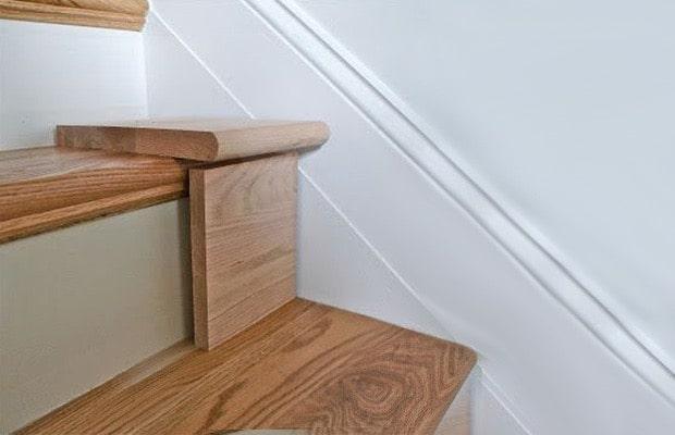nouvelles marches escalier