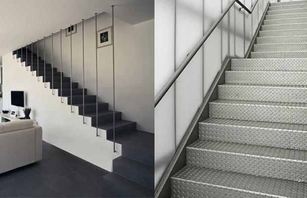 choisir un rev tement d 39 escalier mat riaux caract ristiques. Black Bedroom Furniture Sets. Home Design Ideas