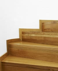 tablettes rénovation escalier
