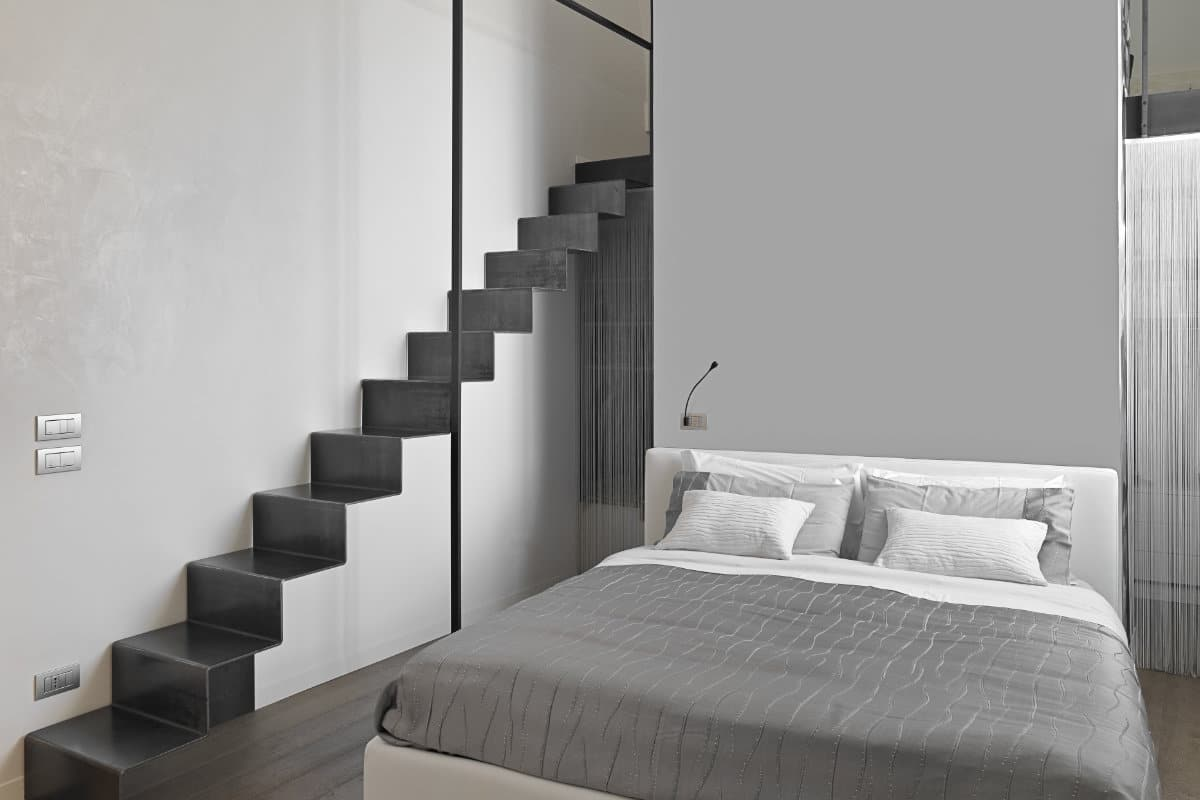 escalier grenier infos possibilit s mat riaux et prix. Black Bedroom Furniture Sets. Home Design Ideas