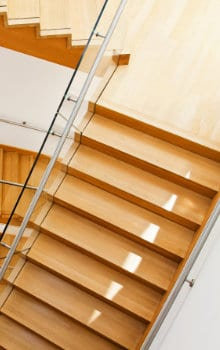 escalier meunier types d'escaliers