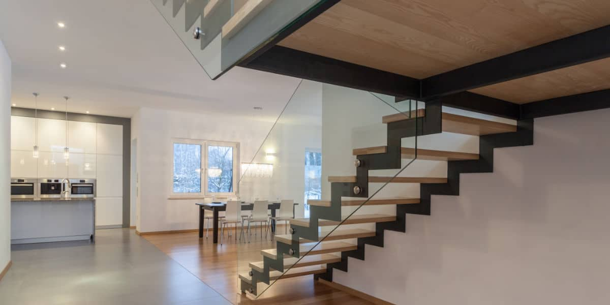 escalier bois sur mesure